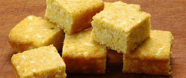 Two-Cheese Cornbread