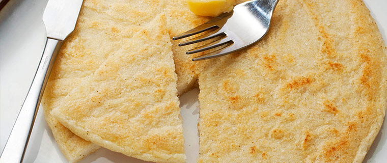 Cheese Tortilla