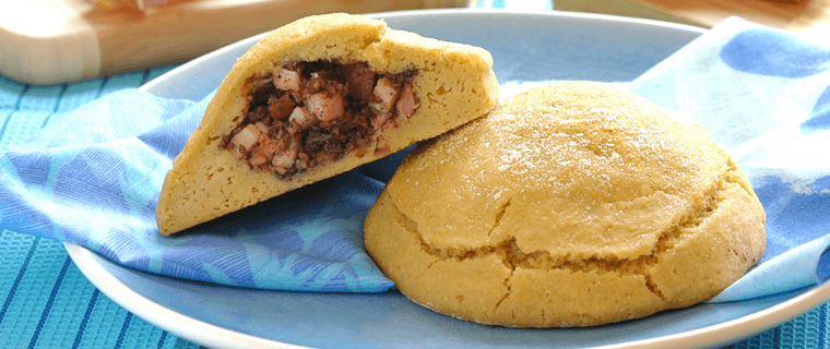 Stuffed Cornbread