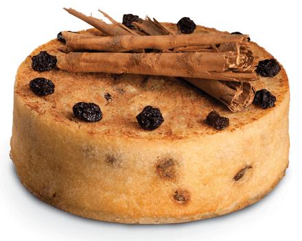 Pan de Pasas con Maíz y Nueces