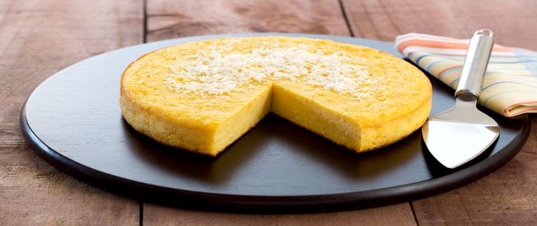 Torta de Choclo con Sal