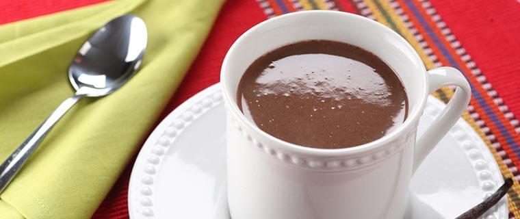 Champurrada o Atole de Chocolate