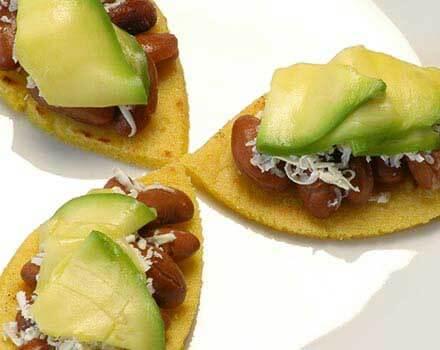 Huaraches de Frijol