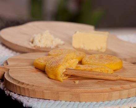 Tortilla Panameña Asada