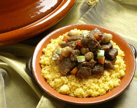 Badazz (Couscous de Maíz)