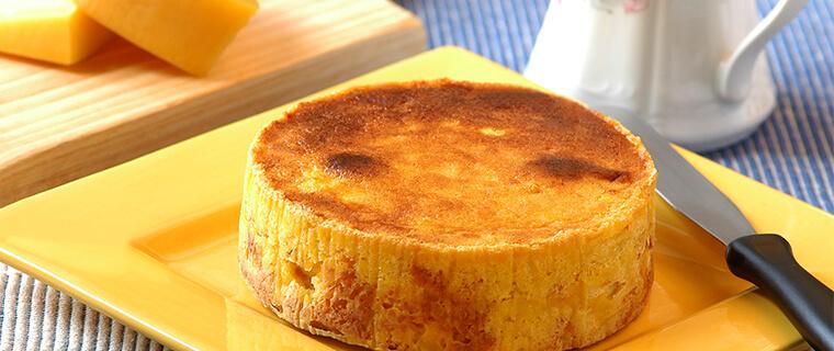 Pudding de Maíz
