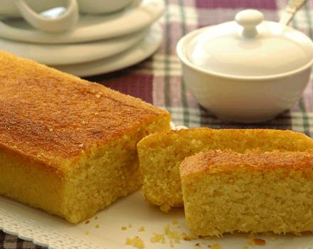 Pound cake de calabaza y coco (Gluten Free