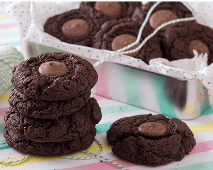 Brookies (Galletas de brownie)