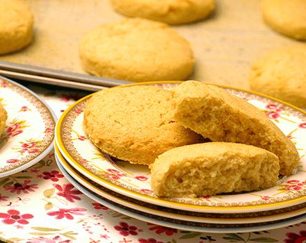 Biscuits de Harina Maíz