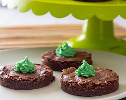 Brownies P.A.N. Para St Patrick's Day