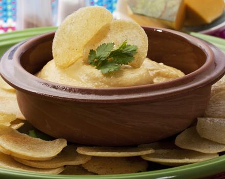 Corn Chips & Dip