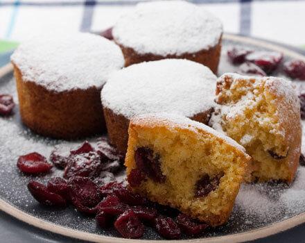 Muffins de Arándano