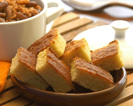 Chili de Pavo con Cornbread